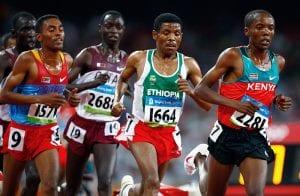Elite Distance Runners