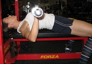Bench Press Technique: Elbows in Back of the Bar