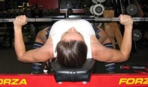 Bench Press Technique: Correct Grip Width