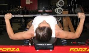 Bench Press Technique: Grip Too Wide