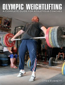Olympic Weightlifting by Gerg Everett