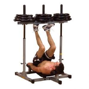 Vertical Leg Press, the Low Back Deathtrap