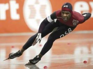 Shani Davis Ice Speedskating