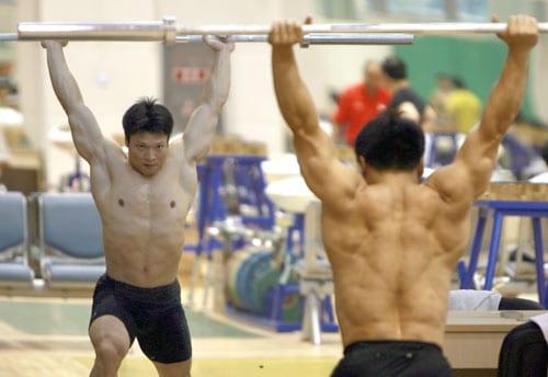 Chinese Weight