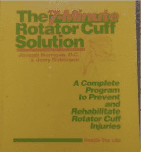The 7-Minute Rotator Cuff Solution by Health for Life