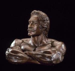 Joe Weider Statue