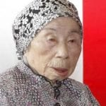 Japanese Supercentenarian