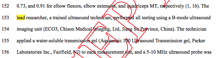 Ultrasound Technician Screen Shot