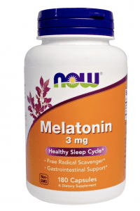 3mg Now Brand Melatonin