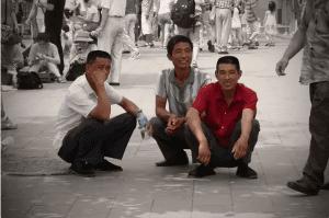 The Asian Squat